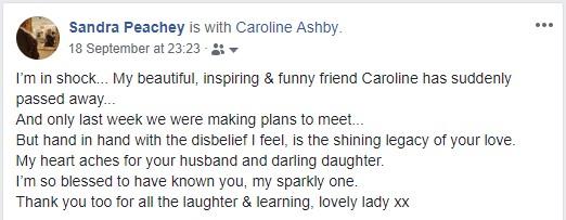 Caroline FB